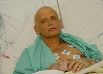 Alexander Litvinenko spy poison Russia