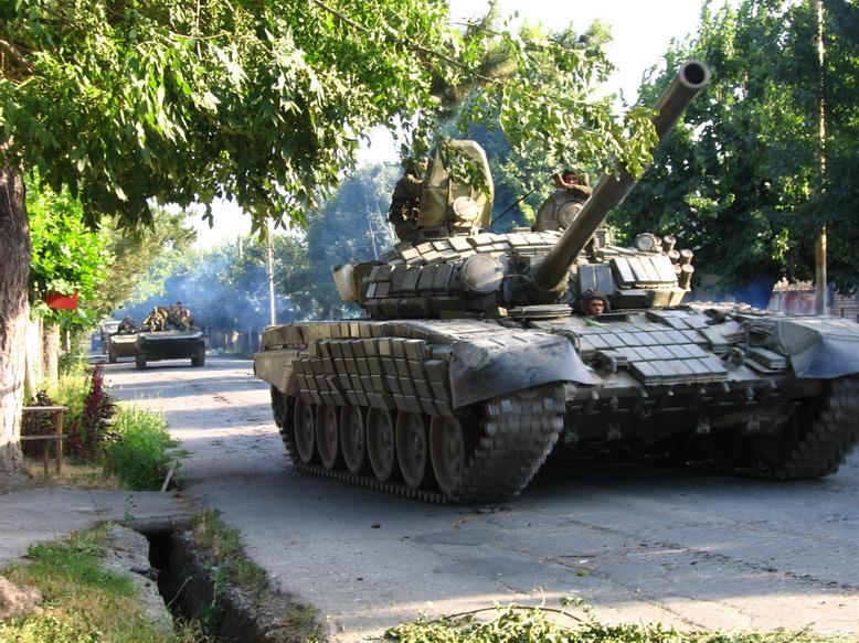 South_Ossetia_war_russian_tank hybrid warfare, cold war