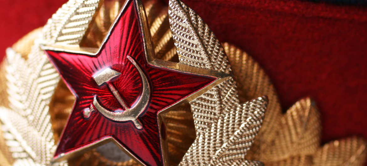 Cold War 2.0: soviet star red army officer - The Foreign Analyst