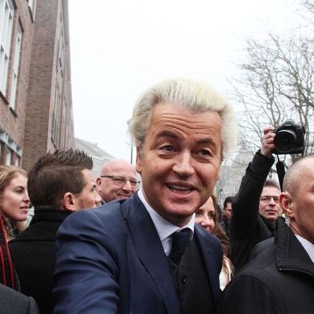 Geert Wilders - The Foreign Analyst