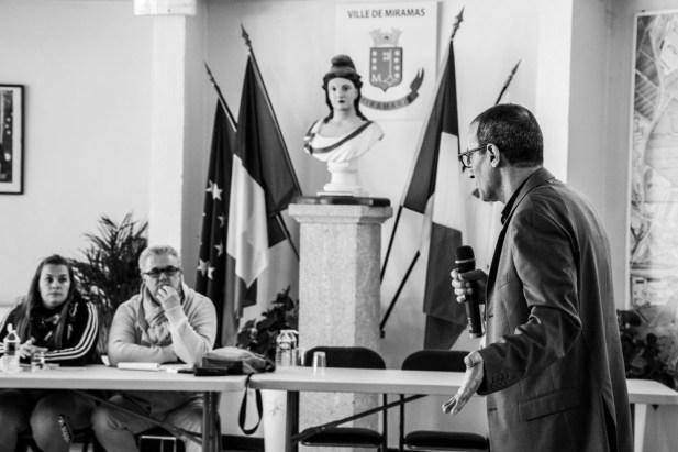 Hamed Mekrelouf - The Foreign Analyst