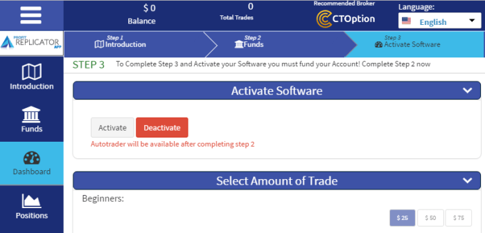 Profit Replicator App for Forex