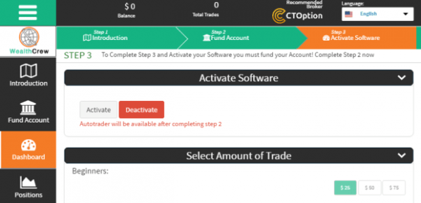 wealth crew system software