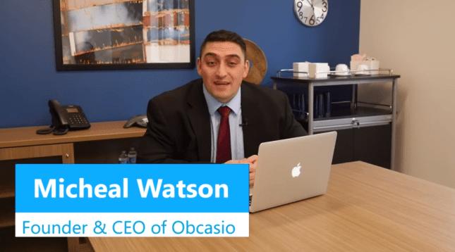 Obcasio Auto Trading Software Video