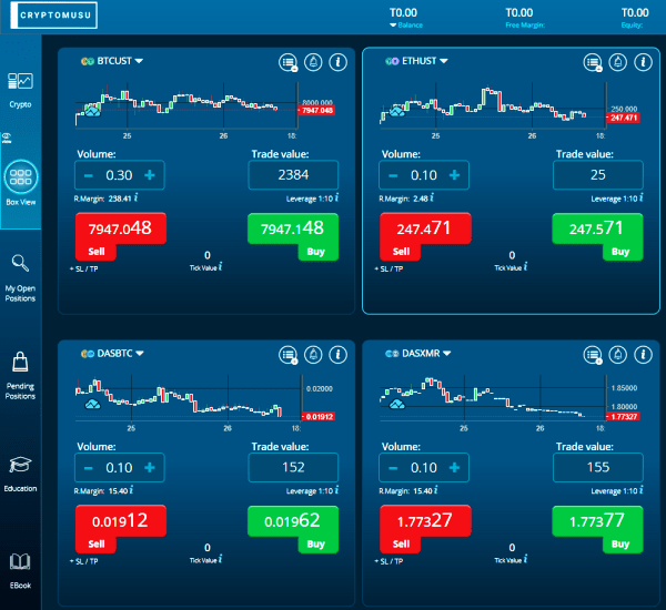 Cryptomusu Brokers Crypto Software