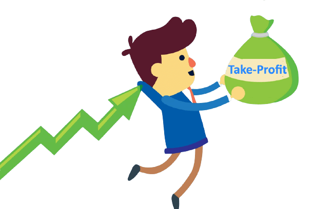 HOW TO SET TAKE PROFIT IN FOREX TRADING