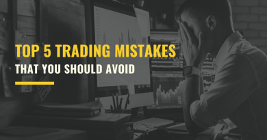 TOP 5 TRADING MISTAKES THAT YOU SHOULD AVOID