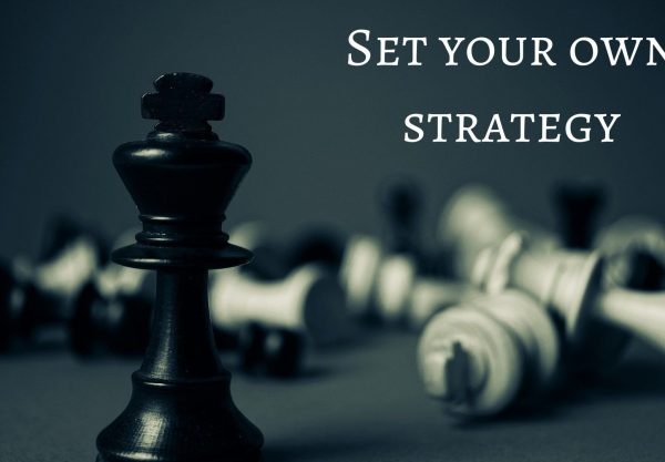 Set Your Own Strategy