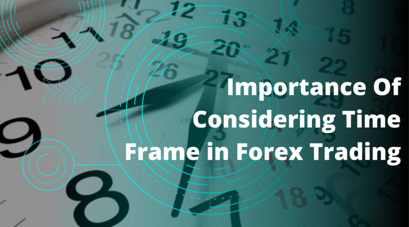 Importance of Considering Time Frame in Forex Trading