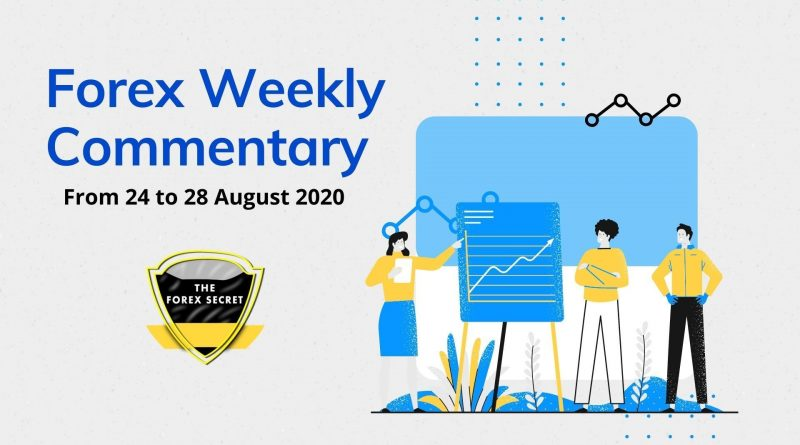 Forex Weekly Outlook from 24 August to 28 August 2020