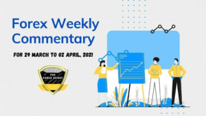 Forex Weekly Outlook from 29 March to 02 April 2021