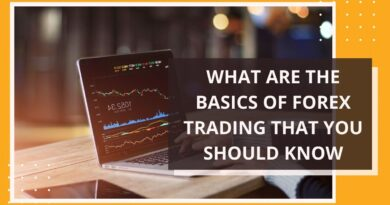 Basic of forex trading