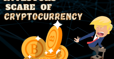 Why Investors scare of cryptocurrency
