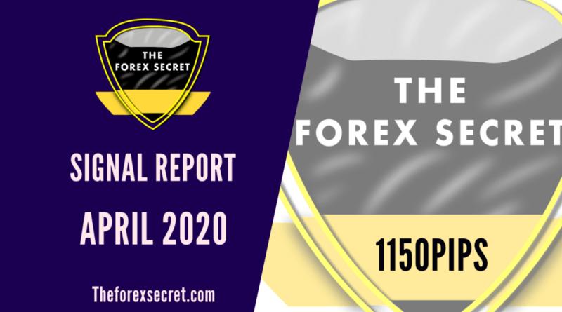 Signal Report April 2020