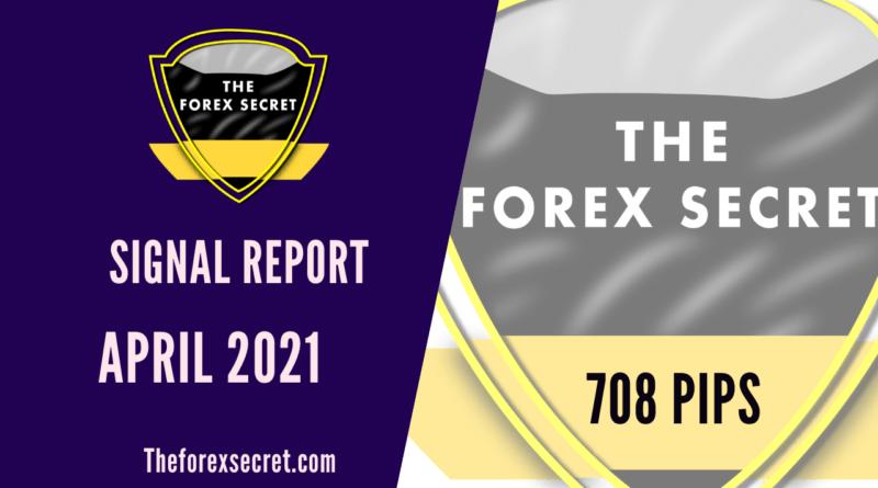 Signal Report April 2021