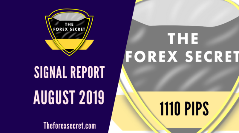 Signal Report August 2019