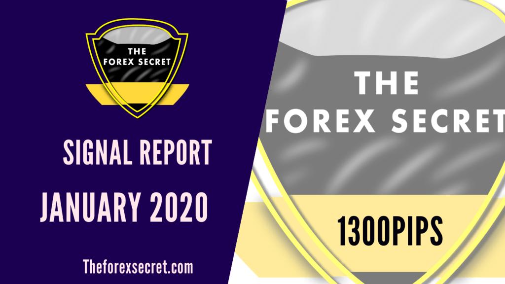 Signal Report January 2020