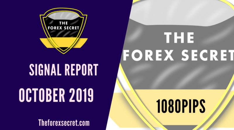 Signal Report October 2019
