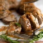 Apple Balsamic Instant Pot Pork Tenderloin Recipe The Forked Spoon