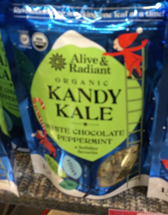 Kandy Kale white chocolate peppermint