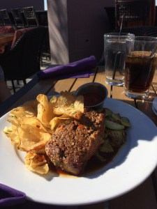Lunch Meatloaf Platter Rhythm & Wine Scottsdale AZ