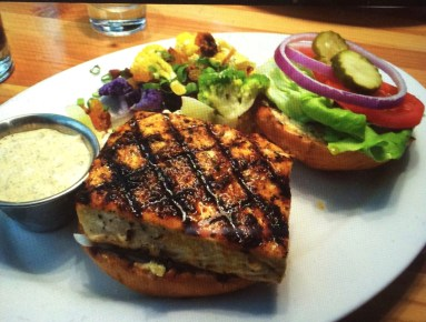 Blackened Fish of the Day Sandwich (Ono)
