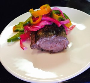 Michael Symon's Pickled Chilies for Steak