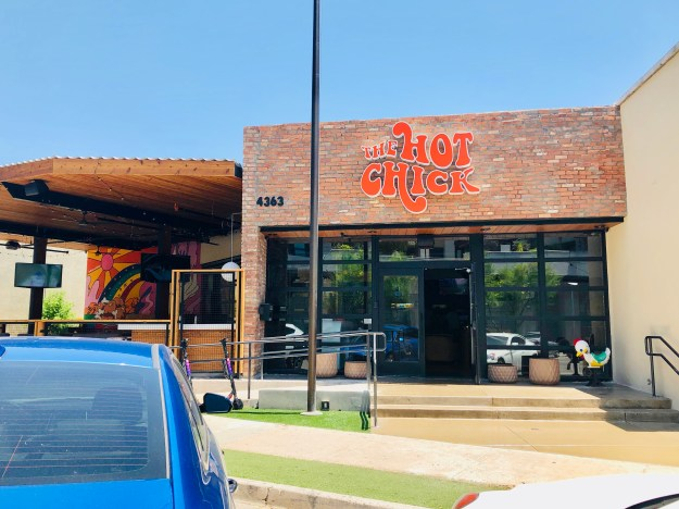 The Hot Chick Restaurant Of Scottsdale Az Poultry In