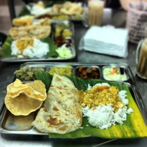 Eat as the Malays do