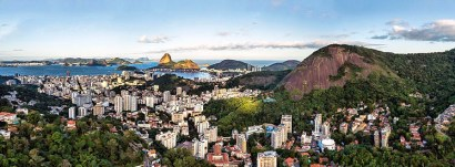 Santa Teresa Neighbourhood, Rio De Janerio
