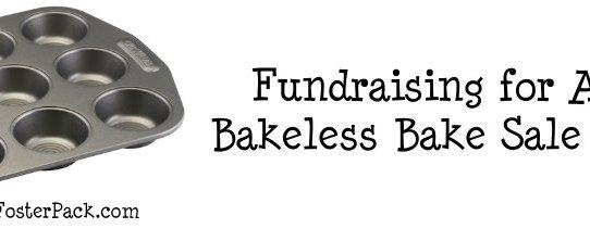 Fundraising for Animals: Bakeless Bake Sale Fundraiser