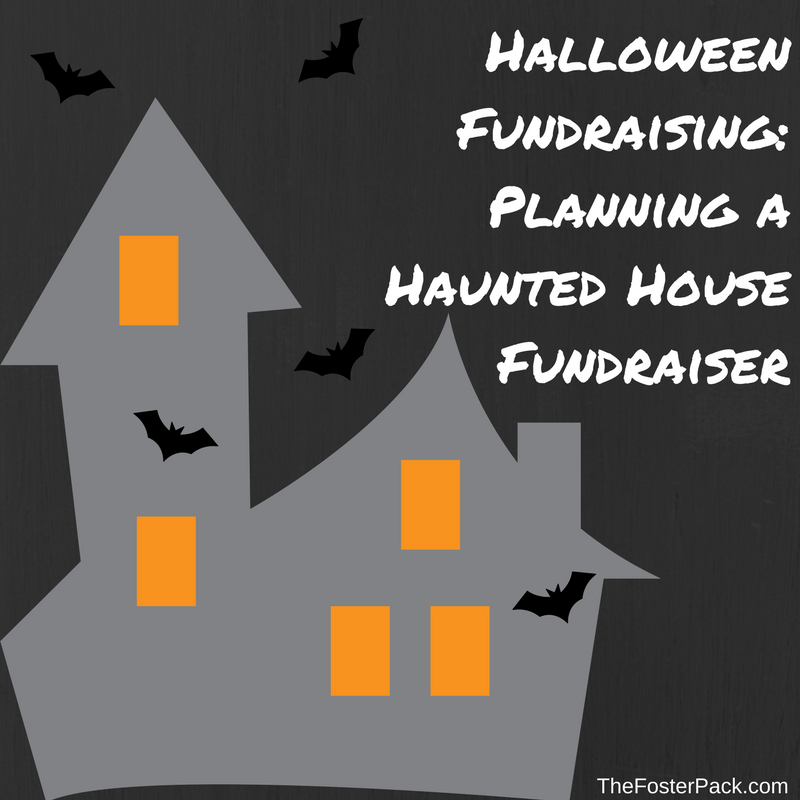 Planning a Haunted House Fundraiser