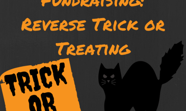 Halloween Fundraising: Reverse Trick or Treating