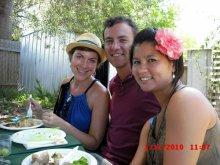 International affair, Sydney