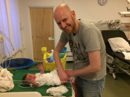 Greenland hospital birth K3 Jonas