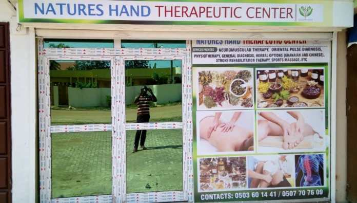 Natures Hand Therapeutic Center