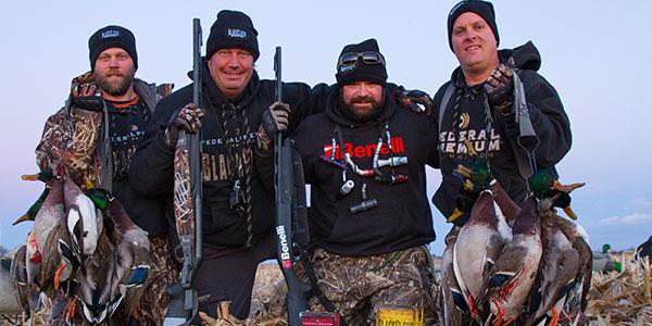 North Dakota Group Hunting