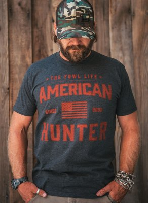 American Hunter Tee Shirt