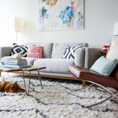 Rustic Sofa Table Canada Fabric Recliner Sale Uk Rove Concepts Barcelona Chair & A Giveaway — The Fox She