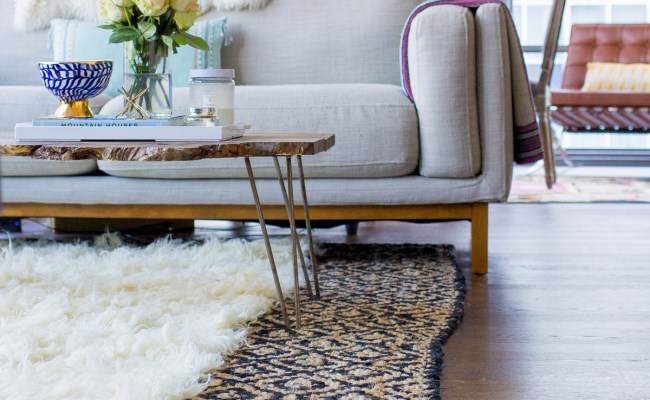 How To Layer Rugs Like A Pro The Fox She