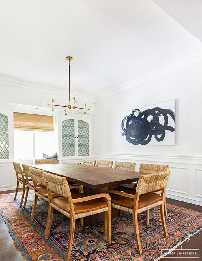 15 Eclectic Dining Rooms  The Fox & She  Chicago Fashion