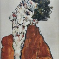 Egon Schiele: the Slightly Rapey Dan Blizarian of WWI Austria