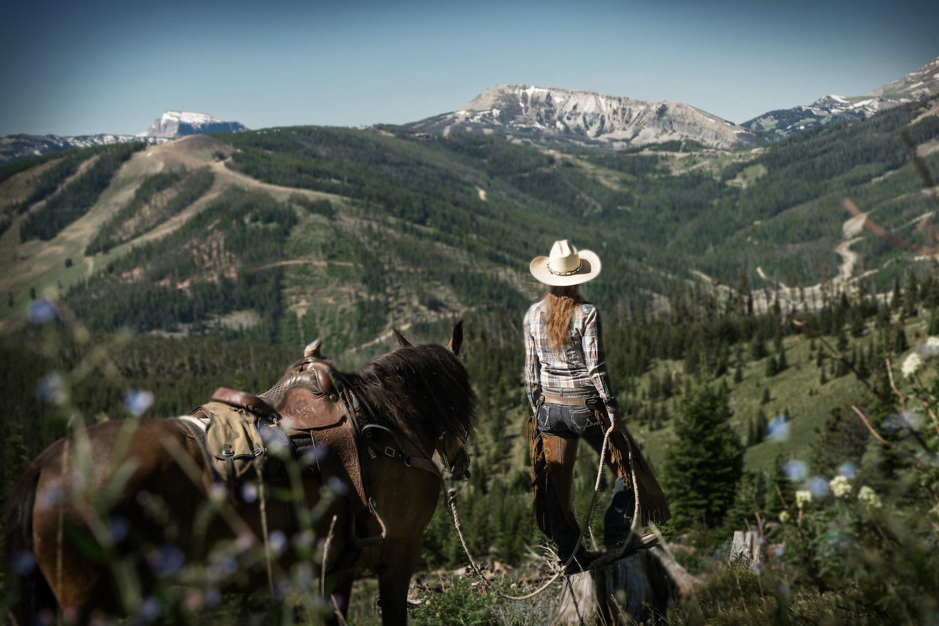 Join us at lone mountain ranch. Lone Mountain Ranch Specialty Weeks Celebrate The Best Of Montana Summer The Fox Magazine