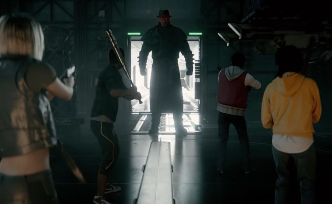 Capcom Releases Teaser Trailer For Resident Evil Co Op