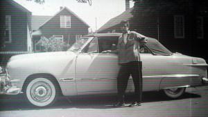 David Valdez, car, 18th Street