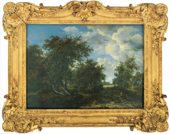 Painting Museum Frames