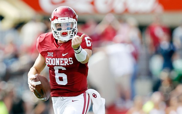 Oklahoma quarterback Baker Mayfield is still awaiting word on whether or not he'll be allowed to play at OU in 2017.