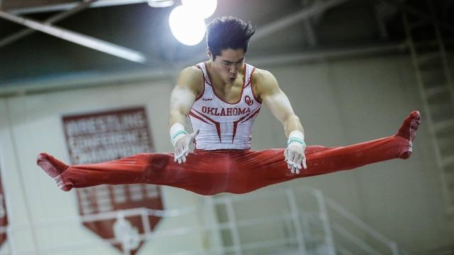 OU Men's Gymnastics Coach Mark Williams Talks About Alumni ...