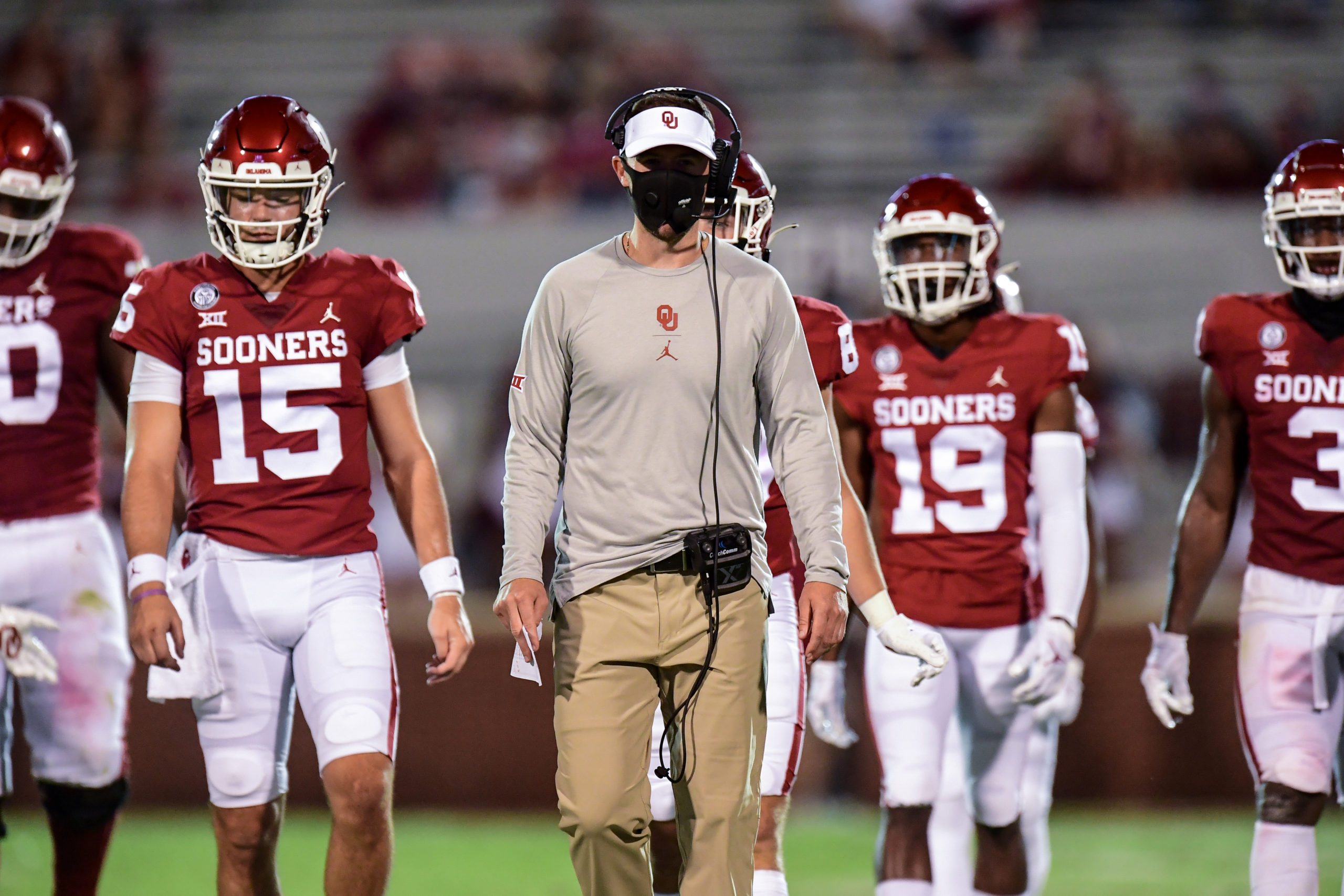 Ou Football Sooners Sign 2021 Recruiting Class The Franchise