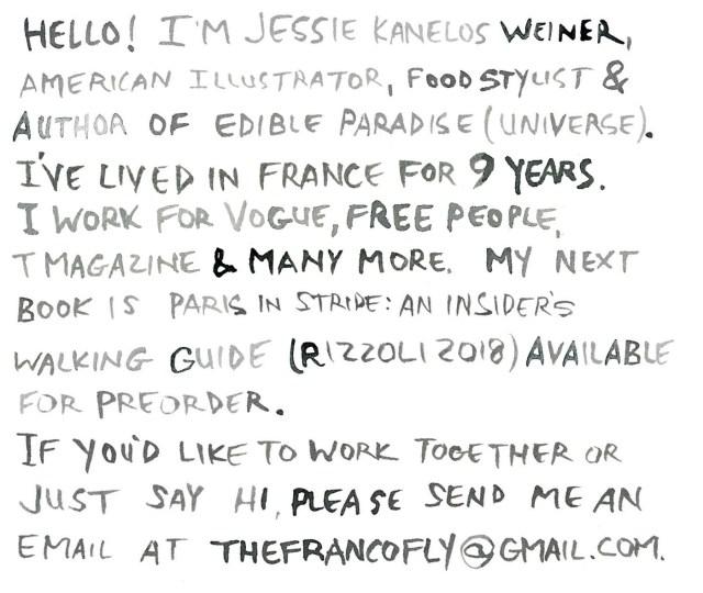 about text_thefrancofly.com_Jessie Kanelos Weiner
